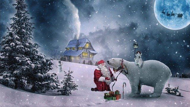 obraz Mikołaj