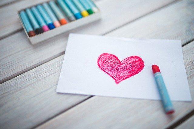 obraz serce